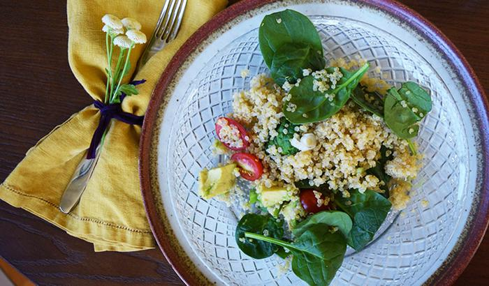 3 Easy Quinoa Salads You Can Make For Lunch