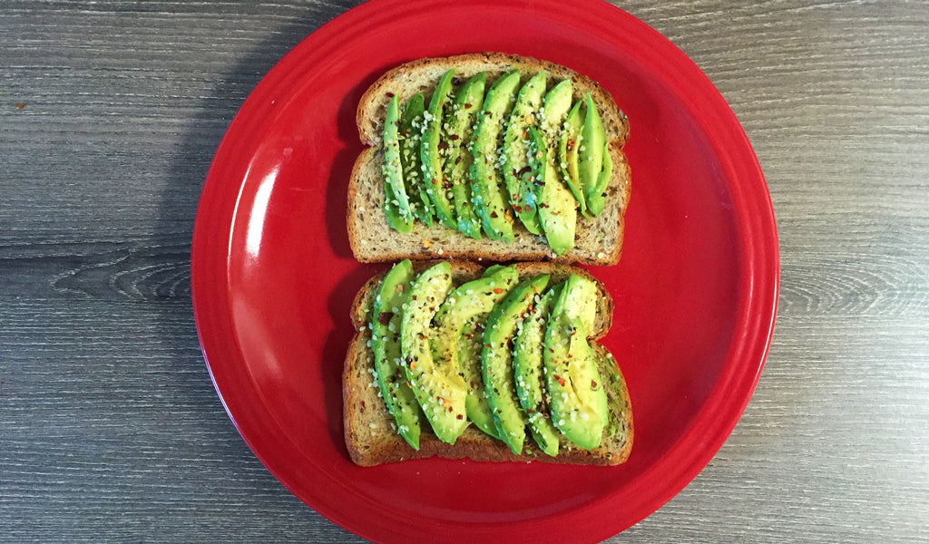 Avocado Hemp Toast