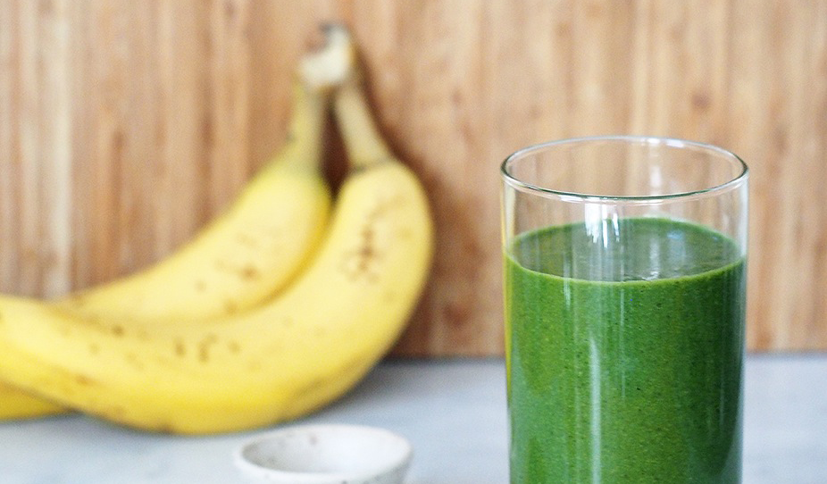 Chlorella Beauty Smoothie
