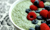 Coconut Green Tea Chia Pudding