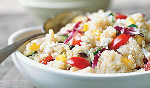 Colorful Quinoa Salad