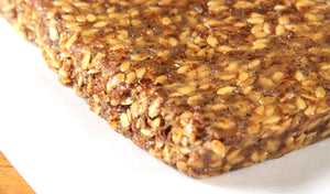 Peanut Butter Flax Bars