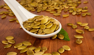 Superfood 101: Pumpkin Seeds