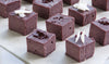 Raw Maqui Berry & White Chocolate Fudge