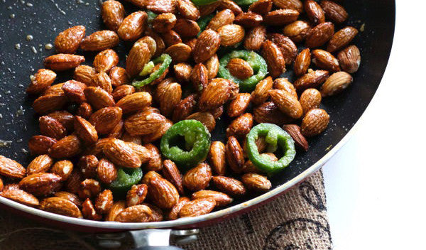 Superfood 101: Almonds