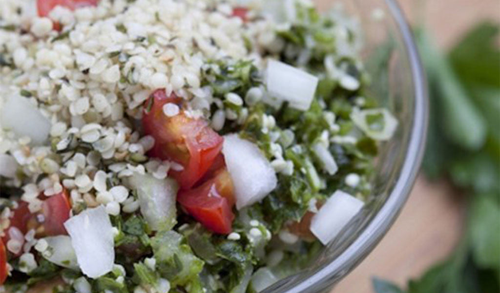 Tabouli Hemp Salad