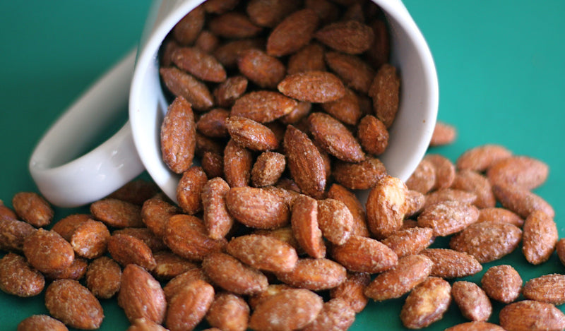 Featured Recipe: Cinnamon Roasted Almonds