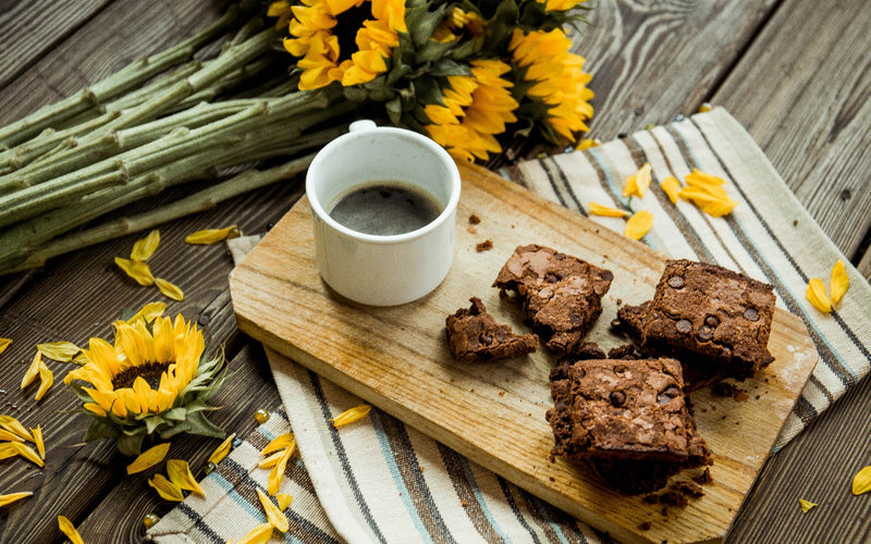 For A Paleo-minded Baker -- Almond Flour Brownies