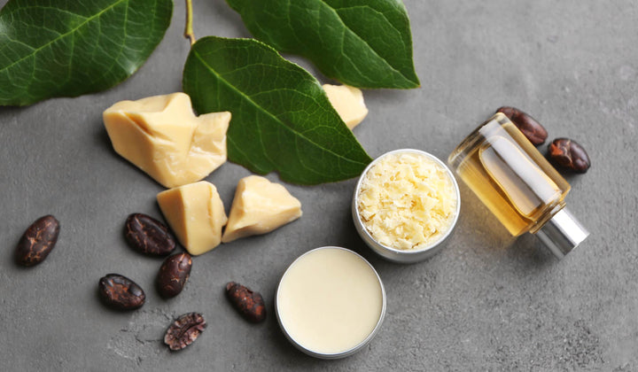 DIY Moisturising Cacao Body Butter Cream