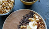 Featured Recipe: Chocolaty Peanut Butter and Banana Smoothie Bowl