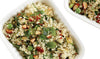 Couscous Salad with Zucchini & Almonds