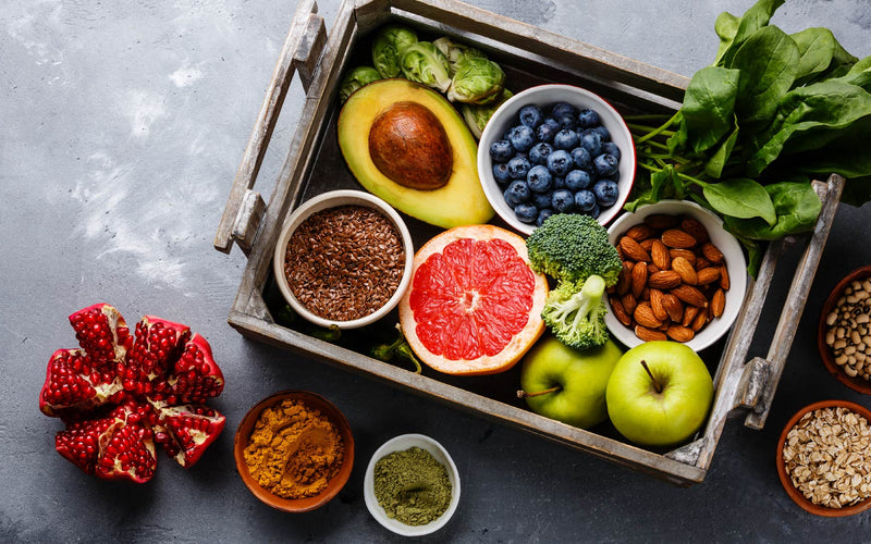 5 Ways to Get Yourself To Eat More Fruits & Veggies