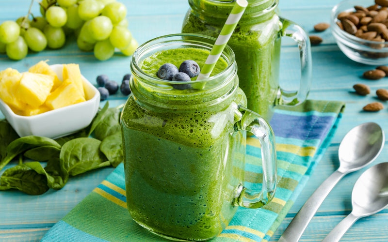 Happy Healthy Treat- Energy Booster Smoothie