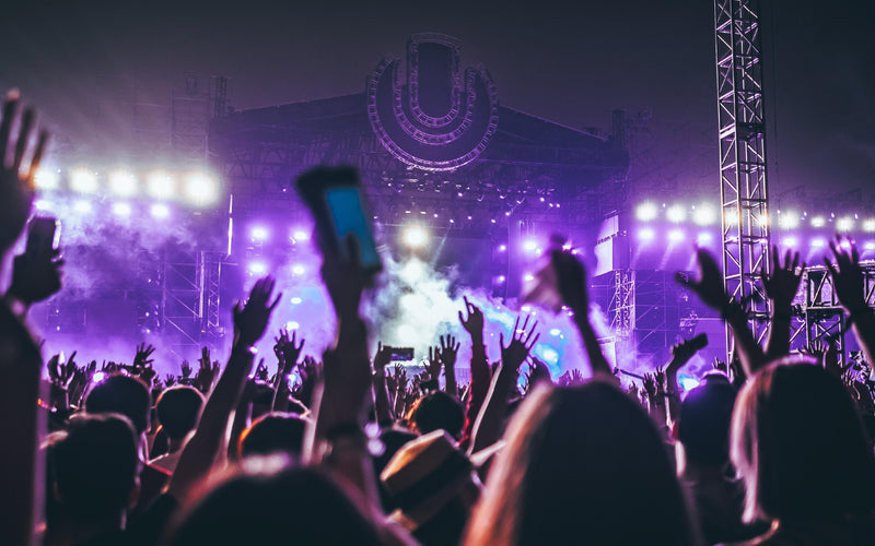 4 Top Tips To Staying Healthy At A Music Festival