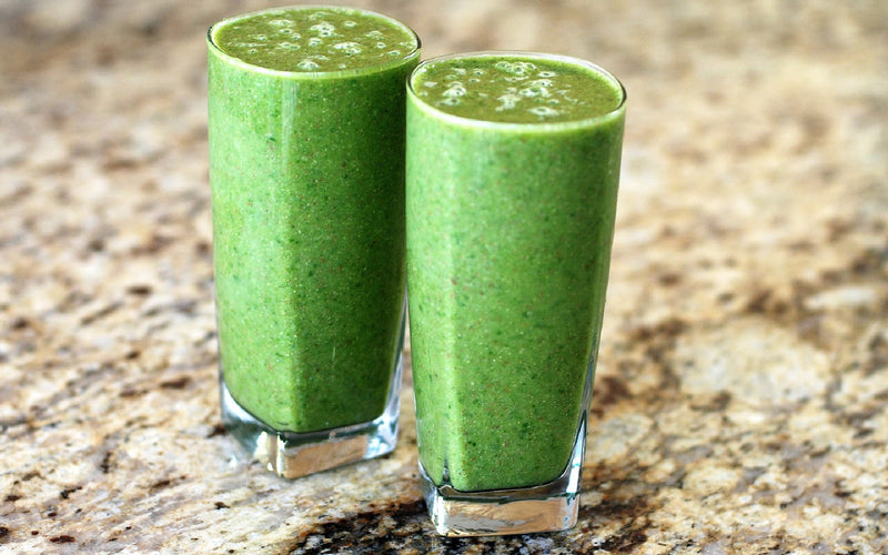 Your Green buddy--Green Maca Smoothie