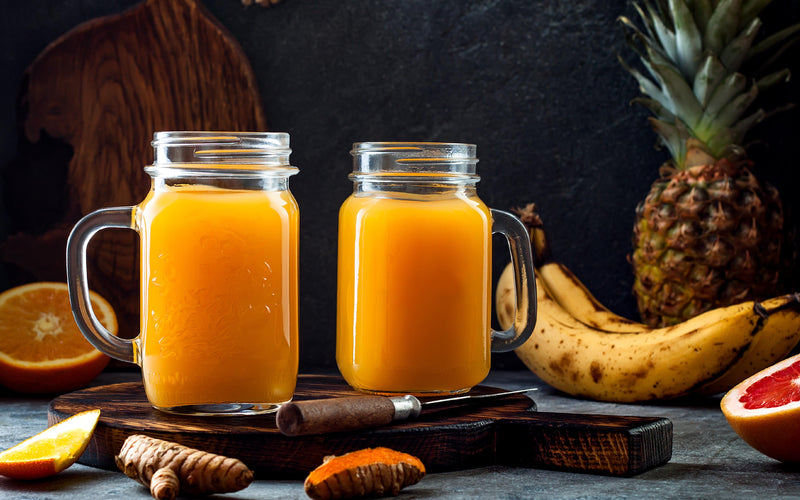 Luscious Pineapple Turmeric Smoothie