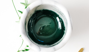Spirulina Honey Face Mask