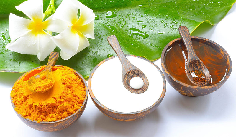 Get Glowing: DIY Turmeric Mask