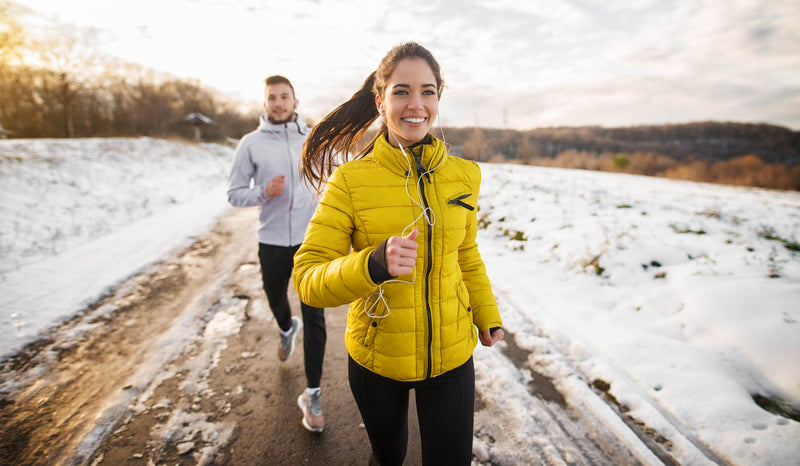 How To Actually Get and Stay Motivated To Work Out This Winter