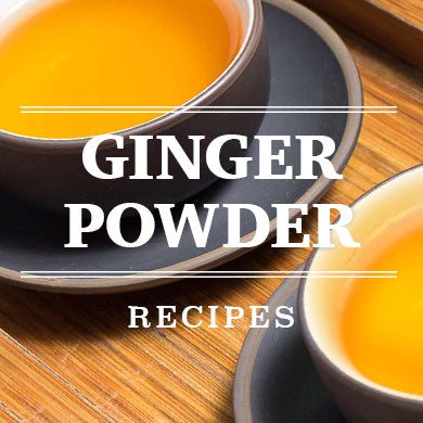 Ginger Powder Recipes