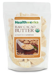 Healthworks Organic Cacao Butter
