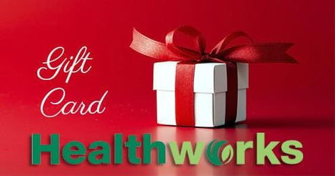 Healthworks Gift Card - Healthworks Superfood Organic