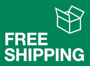 Fast & FREE Shipping For Every Purchase<br><br>View our FAQ »