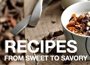 Awesome Recipe Ideas, From Tapioca to Truffle<br><br>View Recipes »