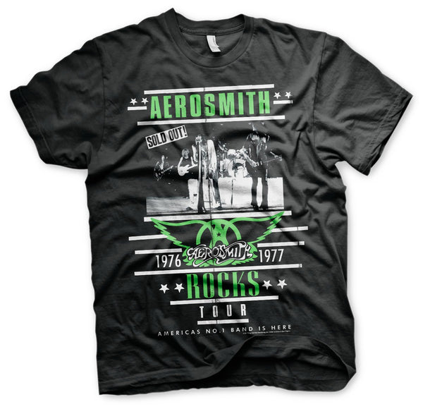 Aerosmith ROCKS Tour T-Shirt