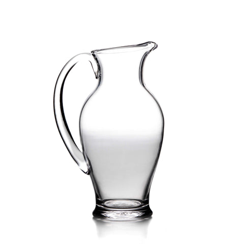 Belmont Glass Pitcher