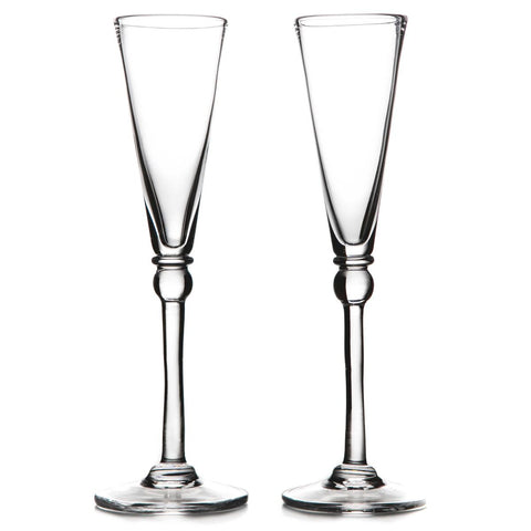 Hartland Champagne Flutes (Gift Boxed Set of 2)