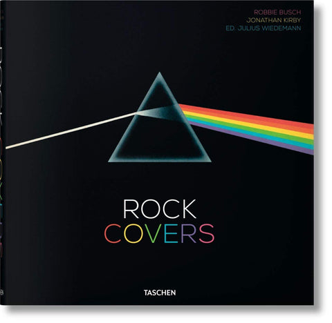 Rock Covers (Hardcover)