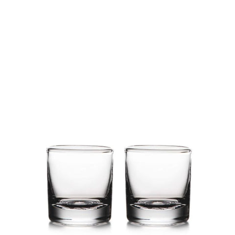 Ascutney Double Old-Fashioned Set (Gift Boxed Set of 2)