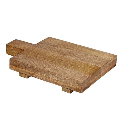 Square Footed Cutting Board