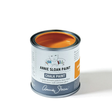 Annie Sloan Chalk Paint, Barcelona Orange