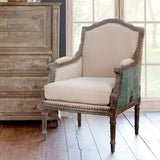 Simone Upholstered Arm Chair