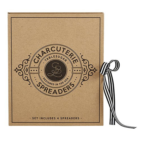 Cardboard Book Set - Charcuterie Spreaders