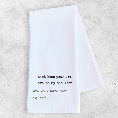 Lord - Tea Towel