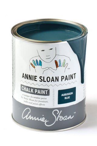 Annie Sloan Chalk Paint, Aubusson Blue