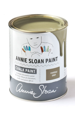 Annie Sloan Chalk Paint, Château Grey