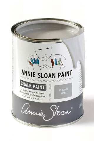 Annie Sloan Chalk Paint, Chicago Grey