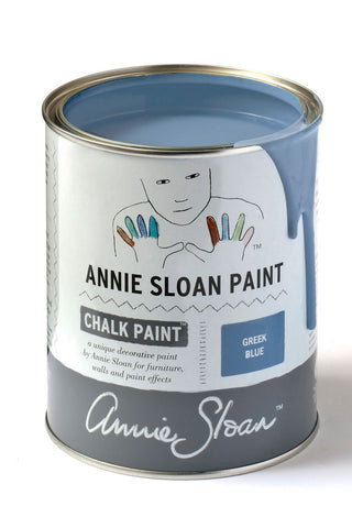 Annie Sloan Chalk Paint, Greek Blue