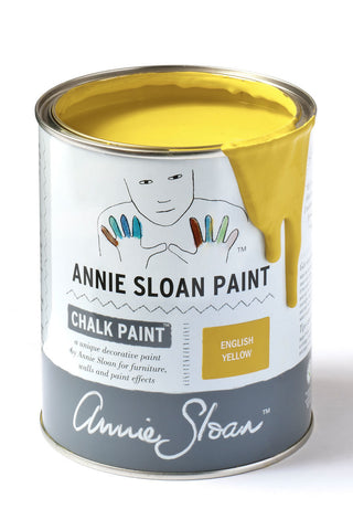 Annie Sloan Chalk Paint, English Yellow