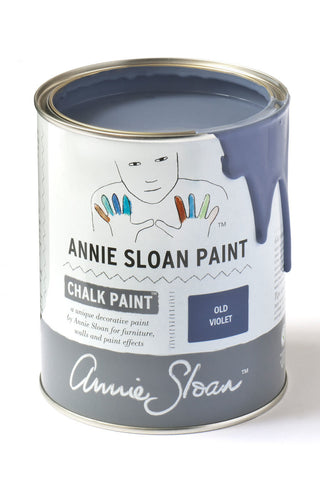 Annie Sloan Chalk Paint, Old Violet