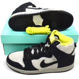 Nike - Dunk High Pro SB (Black/Base Gray)