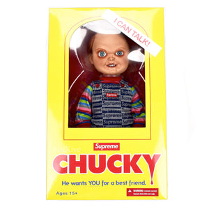 Supreme - Box Logo Chucky Doll