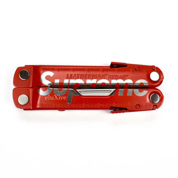 Supreme - Red Box Logo Leatherman Tool