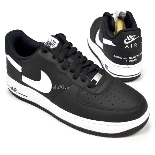 Supreme x Comme des Garcons x Nike - Air Force 1 CDG