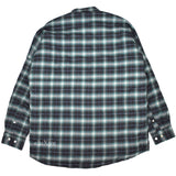 Palace - 'Quacked' Duck Logo Flannel Shirt