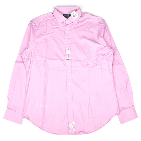 Polo Ralph Lauren - Pink Button Down Shirt